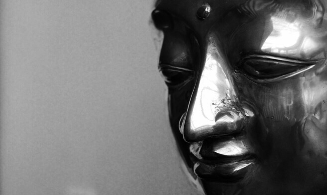 Black-Nosed Buddha